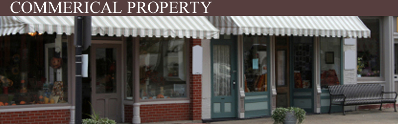 Commercial Property Header