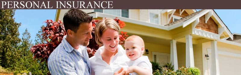 Personal Insurance Header